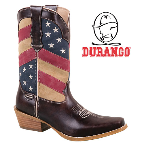 Durango Men's Patriotic Boots