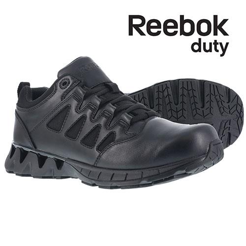 Reebok Zigkick Men's Black Tactical Shoes