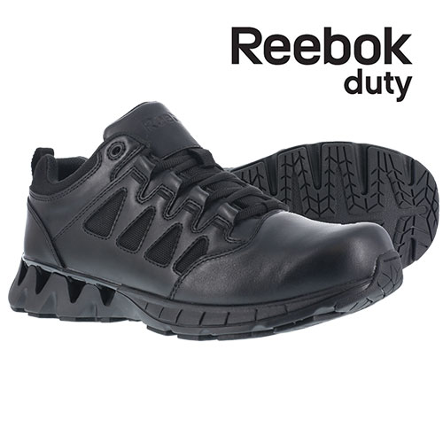 Reebok Zigkick Men's Black Tactical Shoes