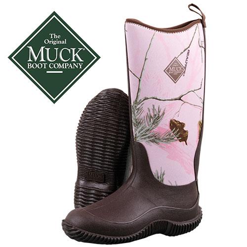Muck Hale Women's Camo Boots