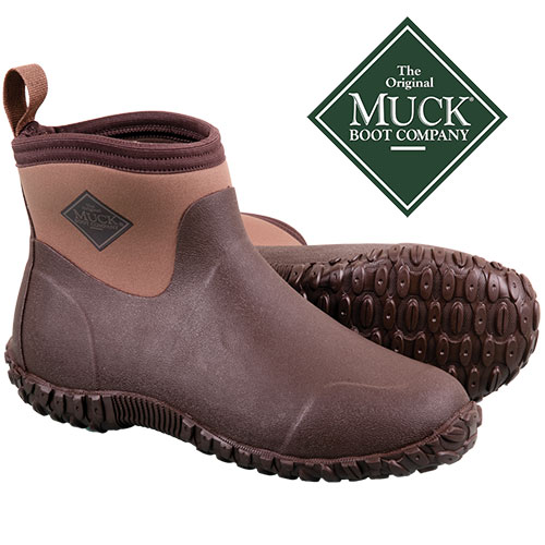 Muckster II Men's Brown Ankle Boots