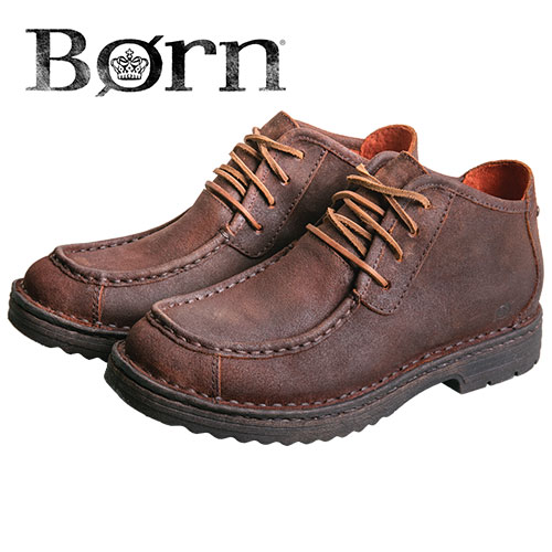 Born Men's Brown Roy Chukkas
