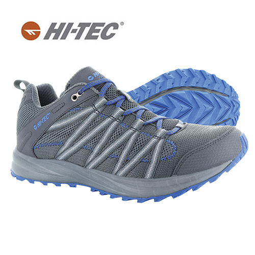 Hi-Tec Men's Graphite Sensor Trail Running Shoes