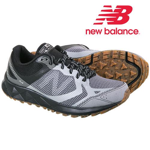 New Balance Men's Black Running Shoes