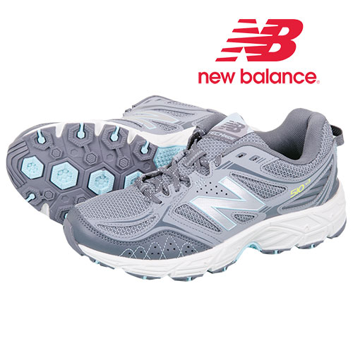 New Balance Women's Grey Running Shoes