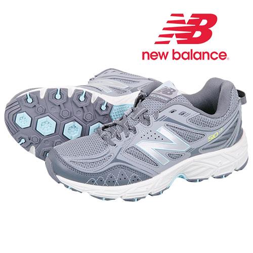 New Balance Women's Grey Running Shoes