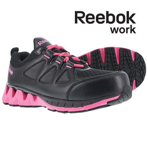Reebok Women's Black Athletic Shoes