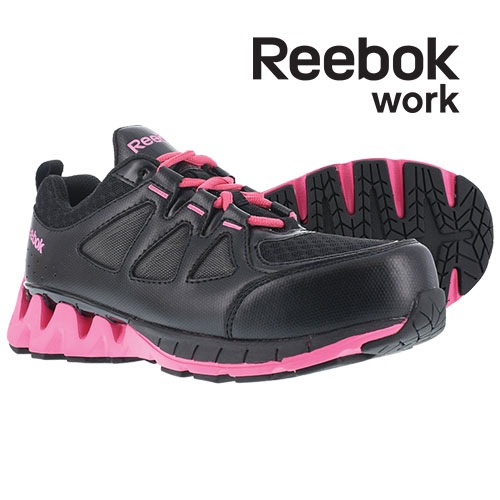 Reebok Women's Black Athletic Shoes