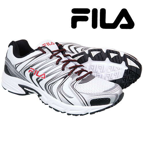 Fila Men's White Varigate Running Shoes