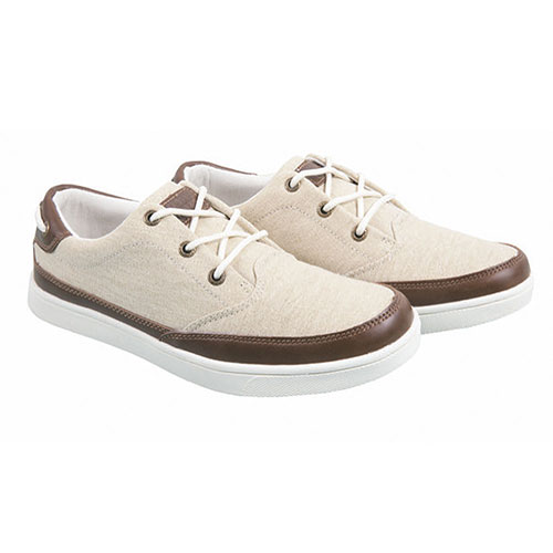 HangTen Men's Tan Canvas Shoes