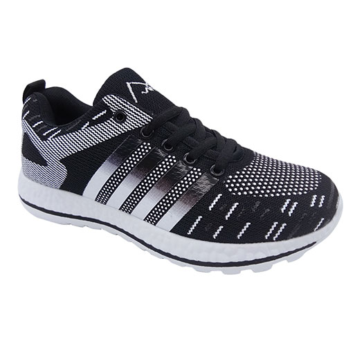 M-Air Inspire SP632 Men's Black Ultralight Athletic Shoes