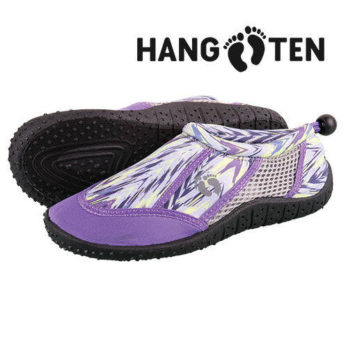 Hang Ten Women's Purple Aqua Shoes