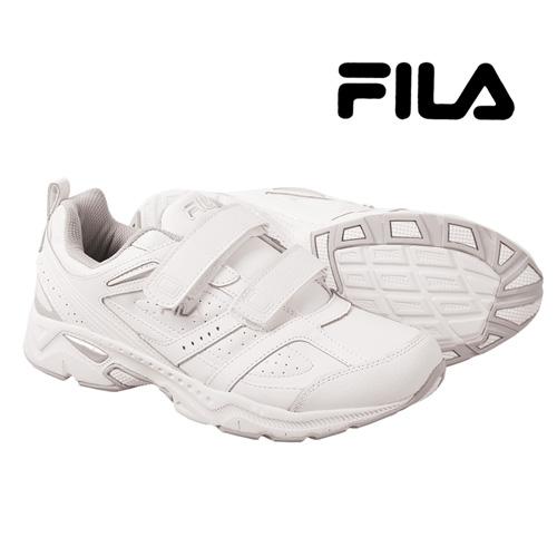 Fila Men's White Memory Capture Strap Shoes