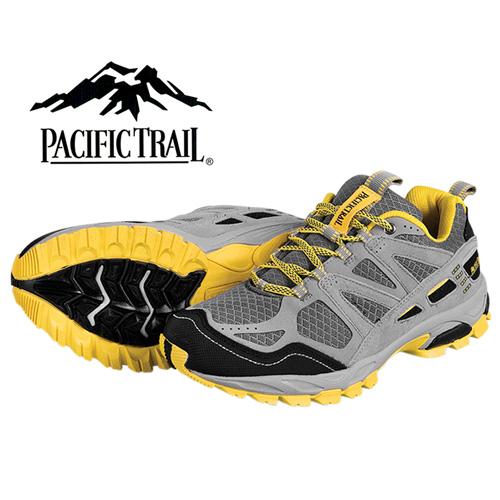 Pacific Trail Men's Grey Tioga Hiker