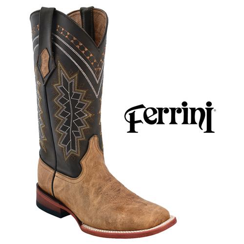 Ferrini Women's Kangaroo 2-Tone Boots