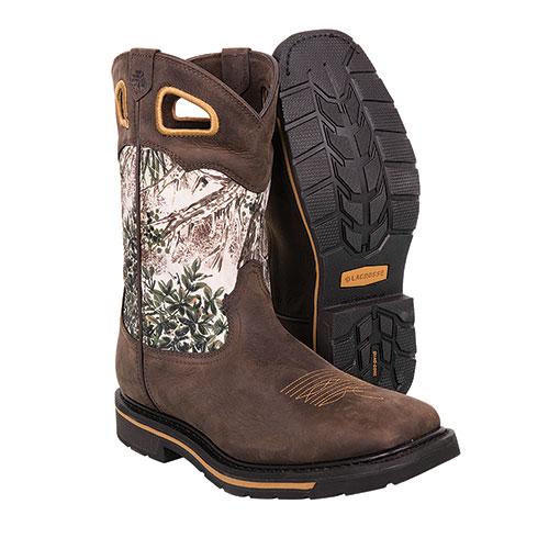 Lacrosse Men's Camo Tallgrass Boots