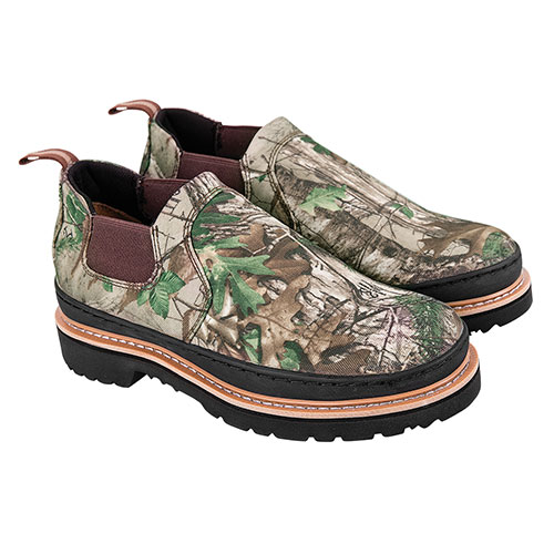 Chinook Men's Camo Romeo Shoes