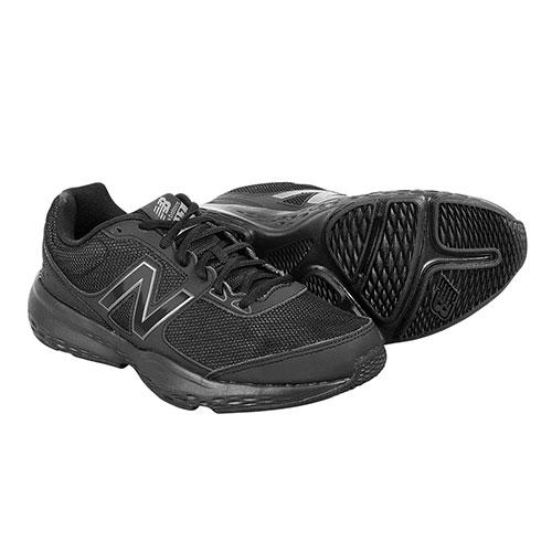 Balance MX517AB1 Men's Black Training Shoes