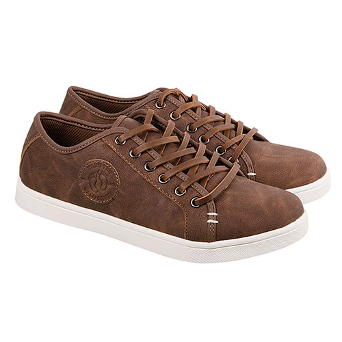 Hang Ten Men's Brown Casual Shoe