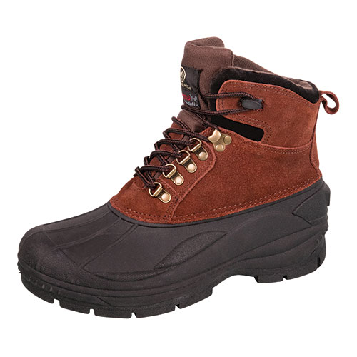Tamarack Men's Brown PAC Boots