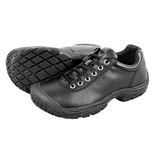 KEEN Men's Black Dress Oxford Shoes