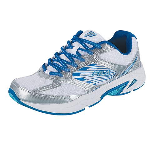 Fila Women's Silver Inspell Running Shoes
