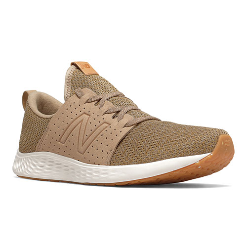 New Balance Men's Beige Foam Fresh Shoes