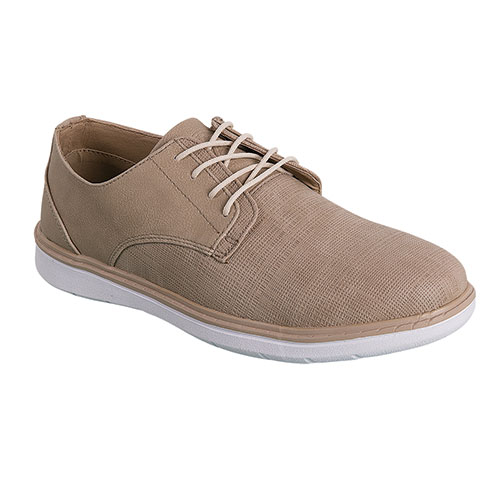 Abbot K Men's Beige Malibu Casual Shoes