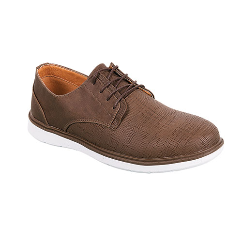 Abbot K Men's Brown Malibu Casual Shoes