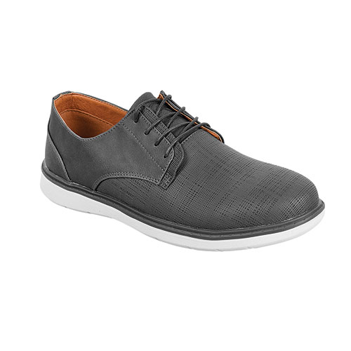 Abbot K Men's Grey Malibu Casual Shoes