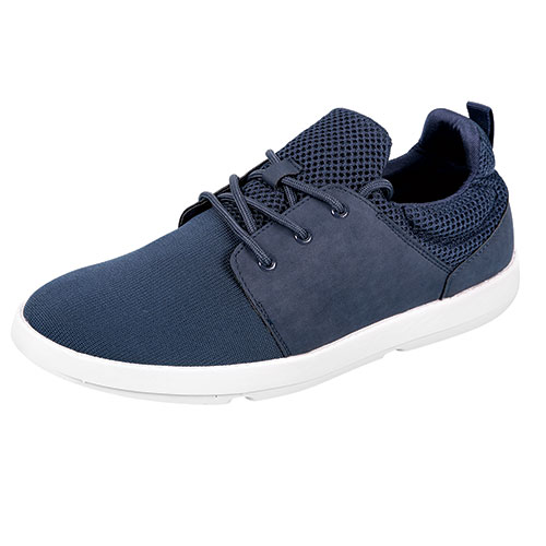 Island Surf Big Sur Men's Navy Casual Shoes