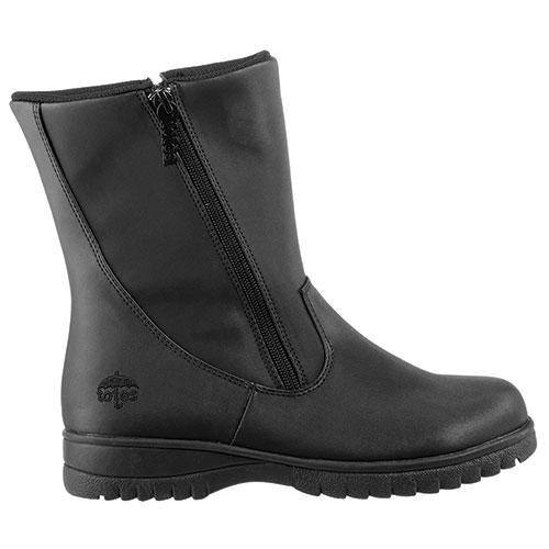 Totes Women's Zip Boot - Rosemary