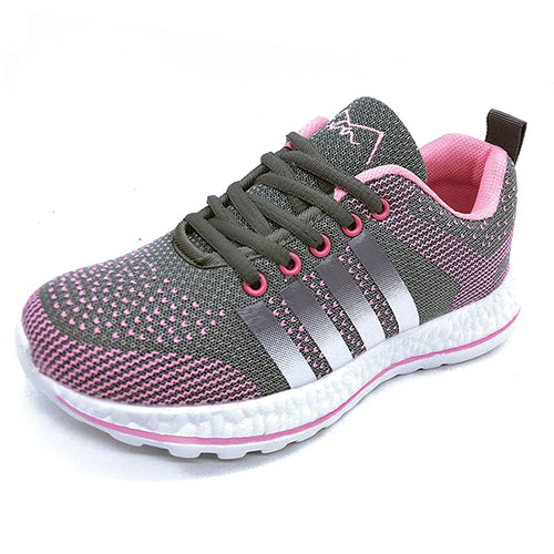 M-Air Women's Sprint Ultra Light Shoes - Grey/Pink