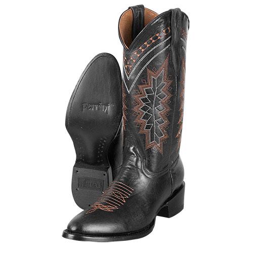Men's Ferrini Apache R-Toe Western Boot