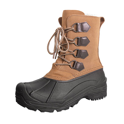 Totes Men's Prince Waterproof Winter Boots