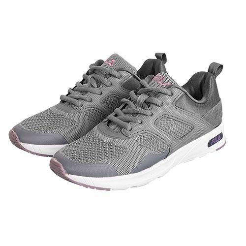 Fila V6 Women's Grey Running Shoes