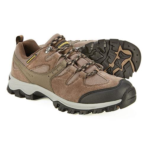 Chinook Oswego Men's Brown Waterproof Hikers