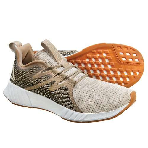 Reebok Men's Beige & Black Fusium Running Shoes