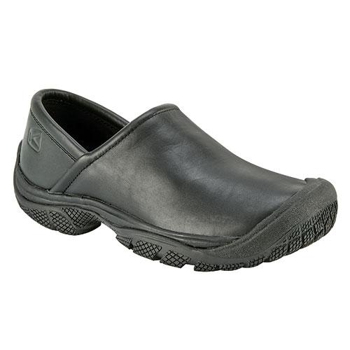 Keen Men's Black Slip On Shoes