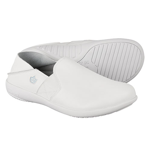 Spenco Men's White Quincy Convertible Shoes
