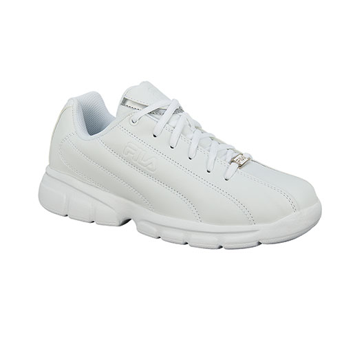 Fila Men's White Fulcrum Athletic Shoes