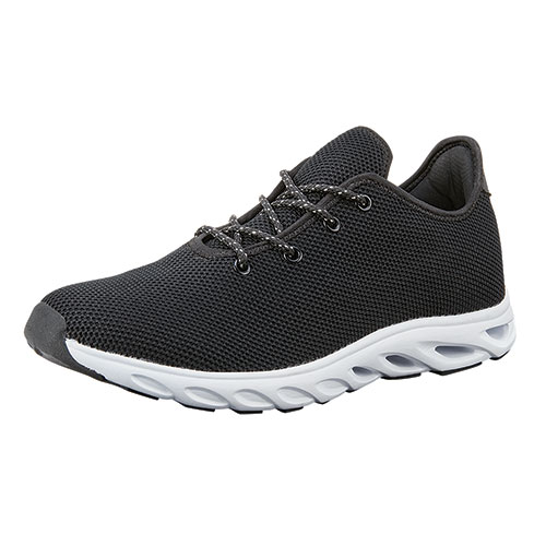 Island Surf Lakeshore Black Casual Shoes