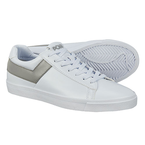 Pony Women's Classic White Sneaker