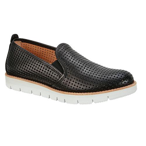 Samuel Hubbard Women's Black Kicks Shoes