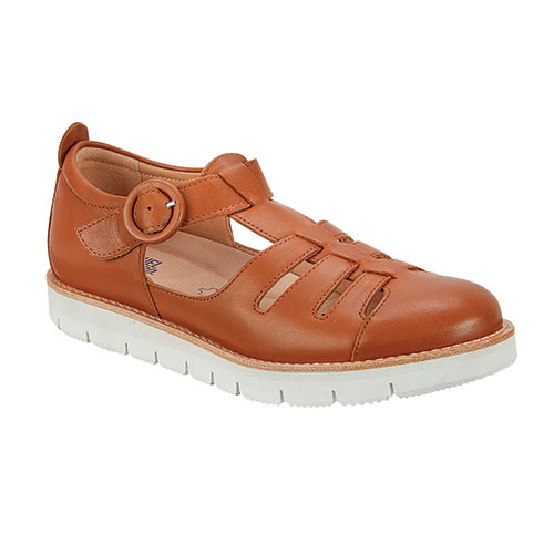 Samuel Hubbard Women's Tan Anytime Sandals