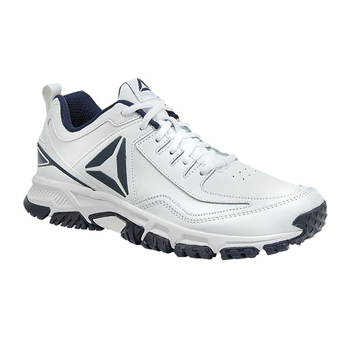 Reebok Ridgerider Men's White Leather Shoes