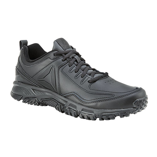 Reebok Ridgerider Men's Black Leather Shoes