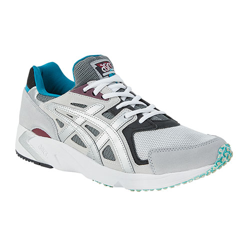 ASICS Gel-DS Men's Grey Athletic Shoes