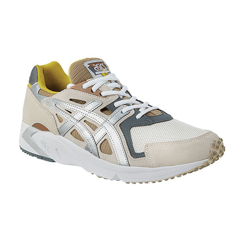 ASICS Gel-DS Men's Beige Athletic Shoes