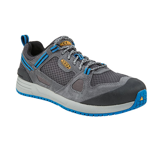 KEEN Springfield Men's Aluminum-Toe Shoes